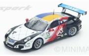 予約品 3月頃 ミニカー  SPARK(スパーク)  レジンモデル 1/43 SI005 ポルシェ 991 GT3 R No.13 PCC イタリア チャンピオン 2016  Come Ledogar  限定300台 9580006860057