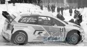 予約品 2017年頃 ミニカー ホワイトボックス Whitebox 1/43 WBR024 VW ポロ R 2014年R ally Sweden #2 J-M.Latvala/M.Anttila 4907981648022