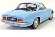 予約品 2017年3月頃 再発売 ミニカー WELLY  1/24 WE24035BL ロータス エラン 1965(ブルー) 4548565320646