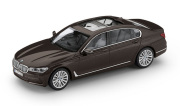 予約品 〜2017年頃 ミニカー BMW 特注モデル(並行輸入品) 1/43 BM7G12JA BMW 7 Series ロング (G12) ジャトバ
