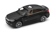 予約品 〜2017年頃 ミニカー BMW 特注モデル(並行輸入品) 1/43 BX4F26SB BMW X4 (F26) サファイアブラック