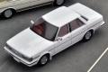 ミニカー トミーテック 1/64 280620 LV-N137a トヨタ クレスタ スーパールーセント ツインカム24 (白) 86年式 4543736280620