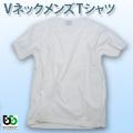 VネックメンズTシャツ