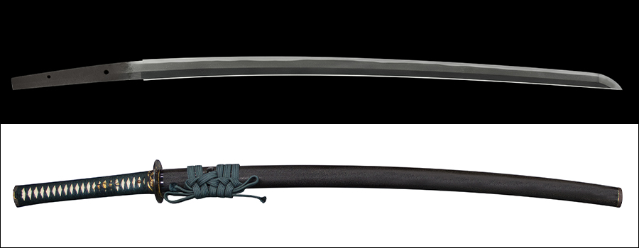商品番号:V-1533 刀 無銘(大和國尻懸) 第三十五回重要刀剣指定品