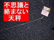 不思議に何をやっても絡まない!ML天秤  50cm  (マグロ・ヒラマサ・マダイ・鬼カサゴ)
