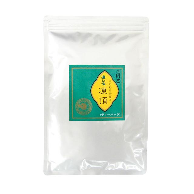 【メール便可】濃い味凍頂烏龍茶/ティーバッグ(4g/40パック)