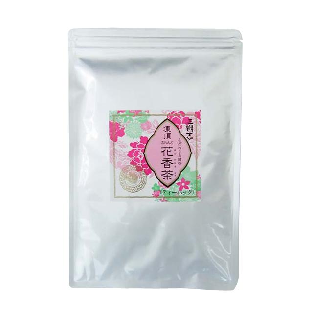 【メール便可】凍頂ぶれんど花香茶/ティーバッグ(4g/40パック)