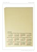 手づくりカレンダー(2017年版・38×26.5cm・10枚入)