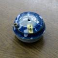水滴 瑠璃色  H4.0mm x Φ6.0mm *水差し