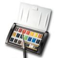 ホルベイン アーチスト パンカラー12色セット(越前漆塗り製) *取寄せ品