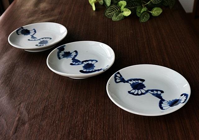 九谷青窯 小皿 4.5寸皿