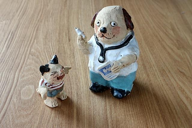 ささきようこ 犬のドクターと子猫のクランケ