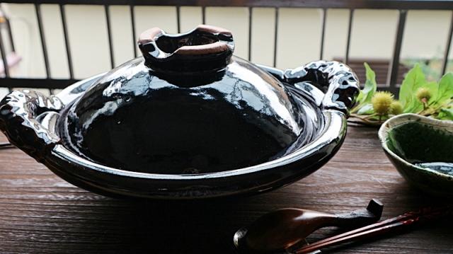 黒鍋 土楽
