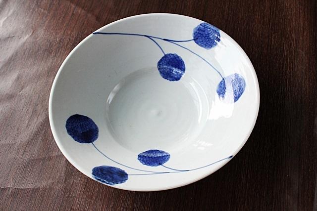 九谷青窯 鉢 大鉢 8寸鉢