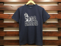 STANDARD CALIFORNIA GO AHEAD T-SHIRT NAVY 「メール便OK」