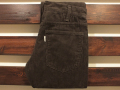 【送料無料】別注 519 CORDUROY PANTS D.BROWN