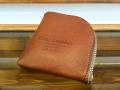 【送料無料】Dirty Leather Down Town Leather Works Leather Coin Case ブラウン
