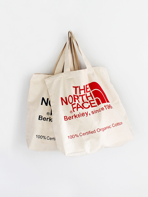 THE NORTH FACE (ザ ノースフェイス) TNF Organic Cotton Tote