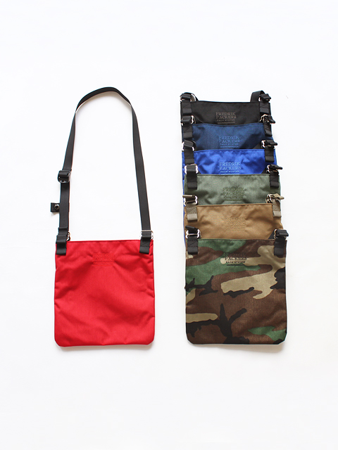 FREDRIK PACKERS (フレドリックパッカーズ) MONKS SACK - mini shoulder bag