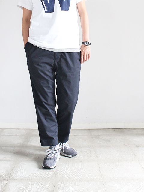 White Mountaineering Wardrobe (ホワイトマウンテニアリング・ワードローブ) TAPERED CROPPED AP PANTS