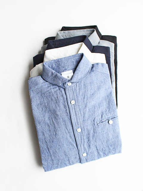 maillot (マイヨ)  sunset work shirts (サンセット・ワーク)