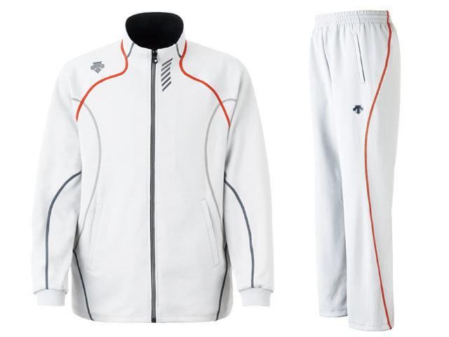 デザント トレーニングジャケット&パンツ セット