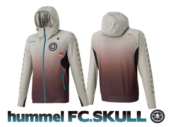 ヒュンメル FC.SKULL スウェット