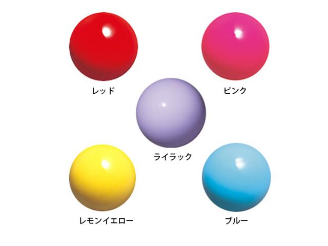 【新体操】ササキ ジュニアビニールボール M21C