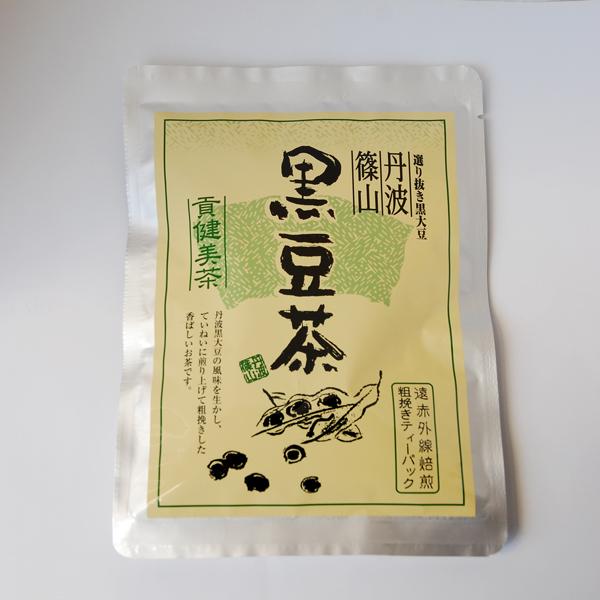 丹波篠山 黒豆茶(阪本屋)