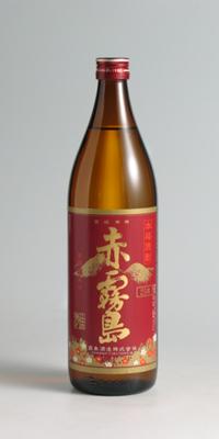 赤霧島 2016年春 25度 900ml 芋焼酎【霧島酒造】