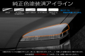 TOYOTA VOXY(60系・標準ボディー)/アイライン純正色塗装済み