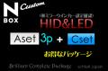 【A3p-HEAD&FOG+C-ROOM】JF-1/2 N-BOX CUSTOM