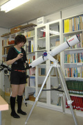 天体望遠鏡 ポルタII STLA105M-JPN Vixen