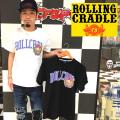ROLLING CRADLE ローリングクレイドルxFAMILY STADIUM SHOUT Tシャツ