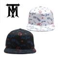 T.M.F. �ƥ������२�� New York New York Snapback Cap ���ʥåץХå� ����å�