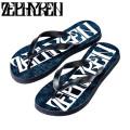 (先行予約)ZEPHYREN ゼファレン BEACH SANDAL PAISLEY ビーチサンダル【17夏】5月末入荷予定