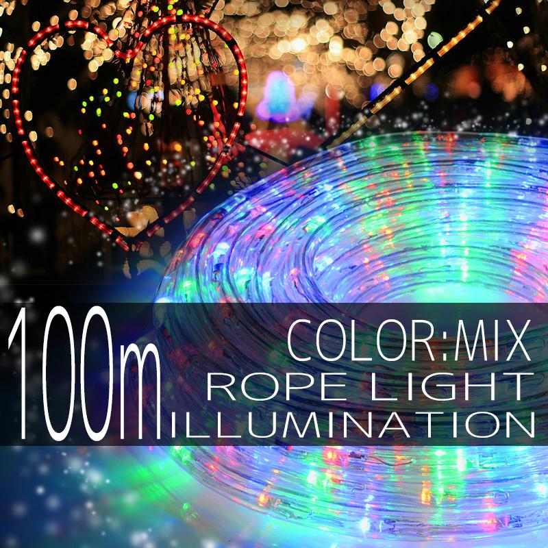 ����ߥ͡������ �?�� �饤�� 100m 3000�� 3000�� LED �ߥå��� �����/��å�/�����?/�֥롼 �ߥå��� ��Ĺ�� ���ꥹ�ޥ�����ߥ͡������ �����