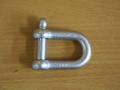 亜鉛メッキ ピンシャックル 9mm