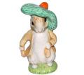 Beswick ベスウィック/Royal Doulton  ベンジャミンバニー 陶器フィギュリン 人形 ピーターラビットのお話