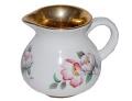 Prinknash Pottery(イギリス) 一重バラのスモールクリーマー