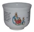 レアー! ウェッジウッド Wedgewood  ピーターラビット Peter Rabbit 旧刻印 フラワーポット 鉢カバー