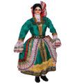 ヴィンテージ  民族衣装のドール 人形