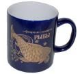 ロシア雑貨 Polystar Europe Collection 魚座のマグカップ