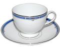 廃番 ウェッジウッド Wedgwood キングスブリッジ リーシェイプカップ&ソーサー