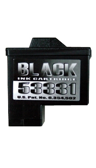 Black Ink Cartridge (#53331)