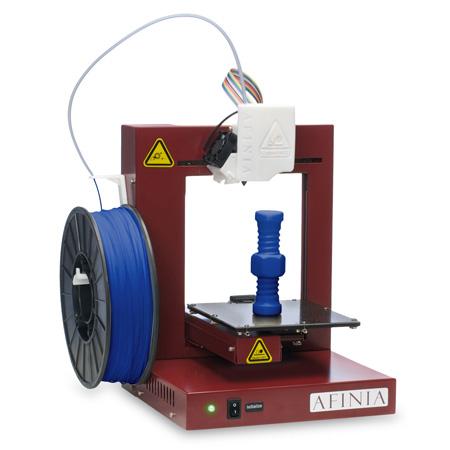 AFINIA 3Dプリンタ H-Series H480