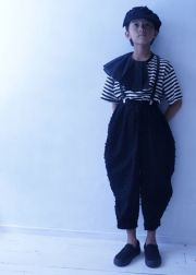 【frankygrowフランキーグロウ】19SBT-228/BONBON CUT JQ GATHER PANTS