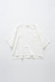 【eLfinFolk】elf-191F50 linen T-shirts