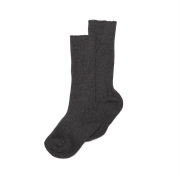 【MINGO.】  MI1800757A2/Socks/ Grey heavy