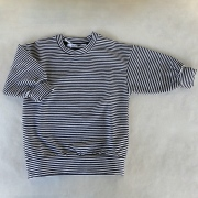 【MINGO.】 MI1800303A2/sweater/ stripes